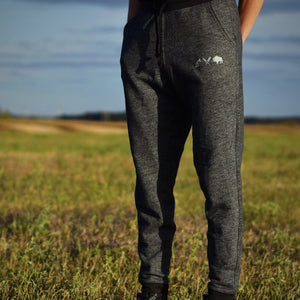 Unisex - Prairie Joggers - Heather Charcoal