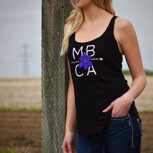 Ladies - Manitoba 3.0 Racerback - Black