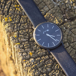 Unisex - Icon Watch - Black / Black