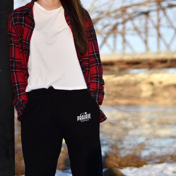 Unisex - Prairie 2.0 Sweats - Black