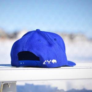 Unisex - Slo-Pitch Snapback - Royal