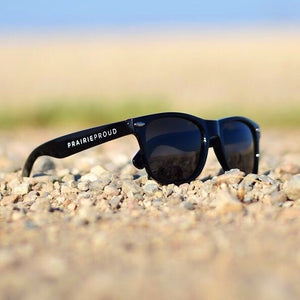 Unisex - Prairie Sunglasses - Black