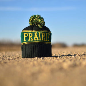 Unisex - Prairie Pom - Green / Forest / Yellow