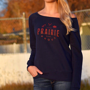 Ladies - Range 2.0 Slouchy - Navy
