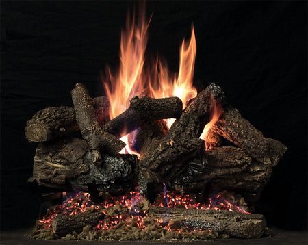Vented Gas Logs and Burners