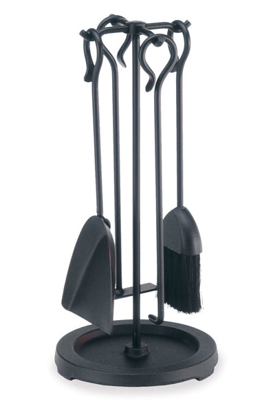 18019 Pilgrim Compact Fireplace Tool Set