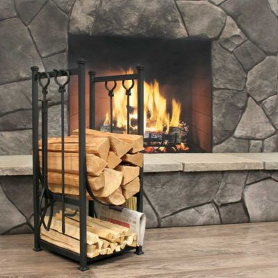 19409 Pilgrim Contemporary Fireplace Hearth Center