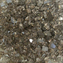 Bronze Reflective Decorative Crushed Glass, 1 sq. foot