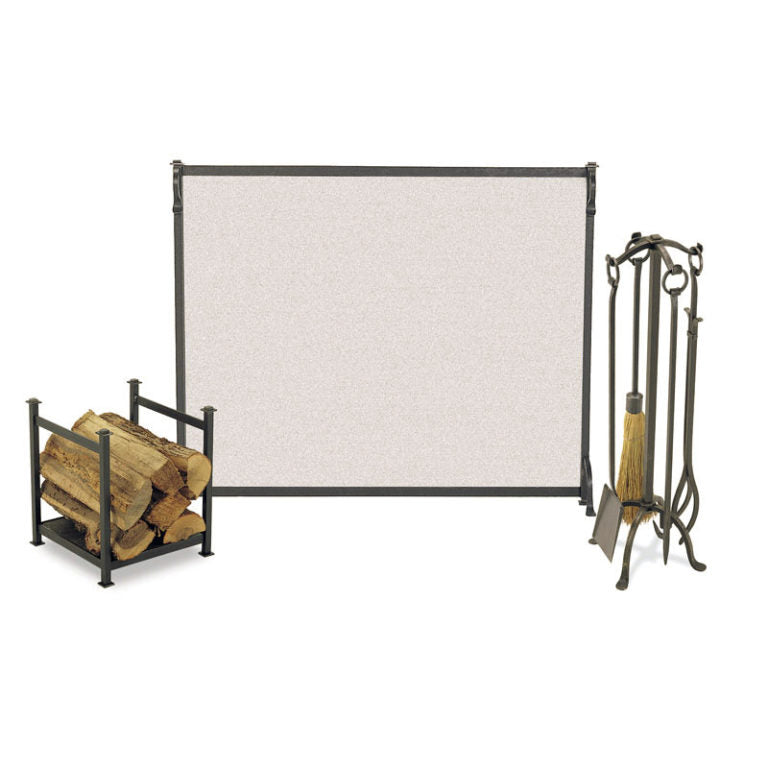 Pilgrim Craftsman FGN19 Series Fireplace Screen ( Custom Sizes Available )