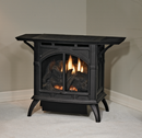 Empire Medium Ventless Gas Stove