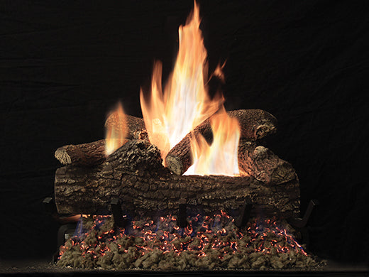 White Mountain Hearth Great Lakes Oak Log Set