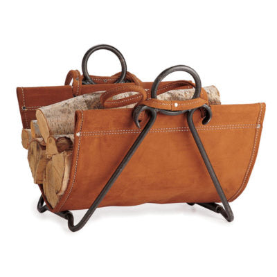 18517 Pilgrim Forged Iron Log Carrier