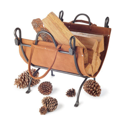 Pilgrim Folding Log Carrier
