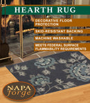 19647 Pilgrim Large Brianna Hearth Rug