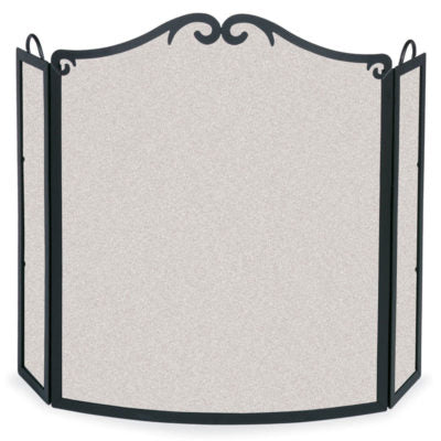 Pilgrim Arch Bow Fireplace Screen