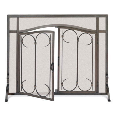 Pilgrim Iron Gate Arch Top Door