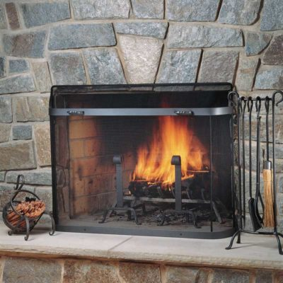 Pilgrim SGI Series Fireplace Spark Guards