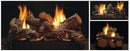 White Mountain Hearth Refractory Rock Creek Multi-Sided Log Set