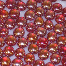 Sangria Luster Decorative Glass Droplets, 1 sq. foot