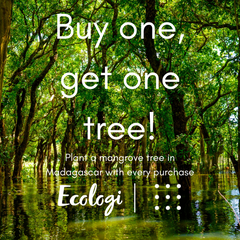 Buy one, get one tree