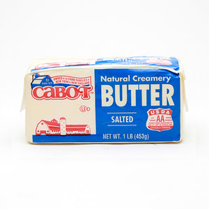 Cabot Salted Butter 1lb Print