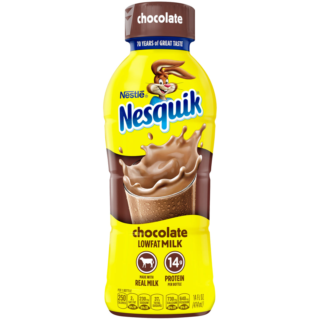 Nesquik Chocolate 14 oz (12 / Case)