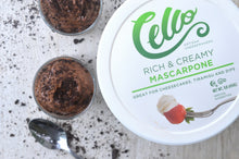 Load image into Gallery viewer, Cello Mascarpone 1lb Tub