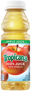 Tropicana Apple Juice Plastic Quart