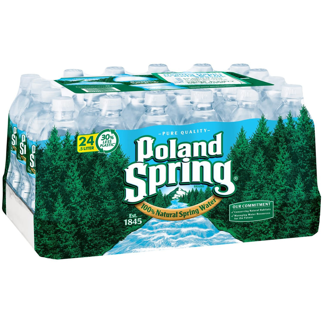 Poland Spring 16.9 oz (24 / Case)
