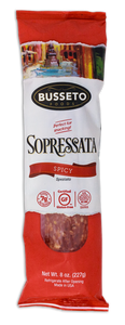 Busseto Hot Sopressata 8oz