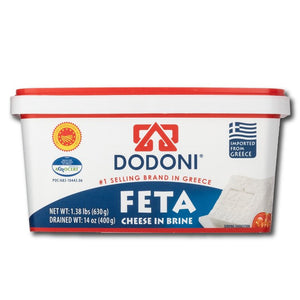 DODONI Greek Feta 400 gram
