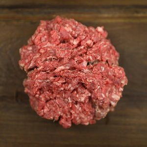 Grass Fed Ground Beef 1lb