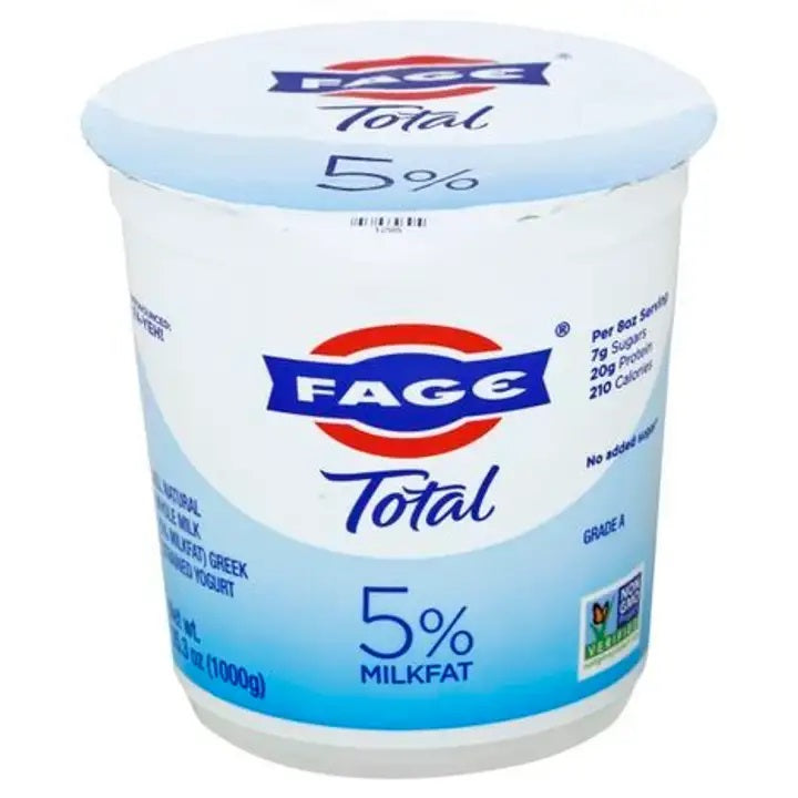 Fage 5% Total 35.3 oz (Kilo) Tub
