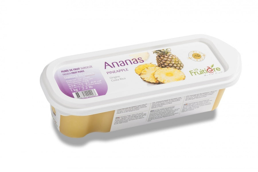Pineapple Fruit Frozen Fruit Puree - 2.2 lb