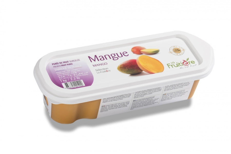 Mango Frozen Fruit Puree - 2.2 lb