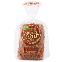Load image into Gallery viewer, All-Natural Multigrain Bread 16oz (12 Slice)