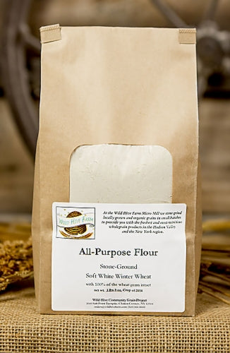 Wild Hive All Purpose Flour  - 1.5 lb Bag