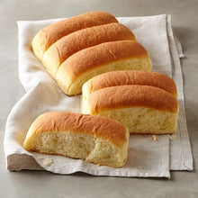 Load image into Gallery viewer, Brioche Hot Dog Buns (4ct)