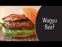 Load and play video in Gallery viewer, Wagyu Beef Burger Patties - 16oz