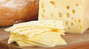 Sliced Swiss Cheese 2.5 lb