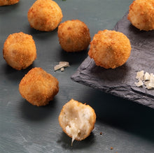 Load image into Gallery viewer, Three Cheese Arancini