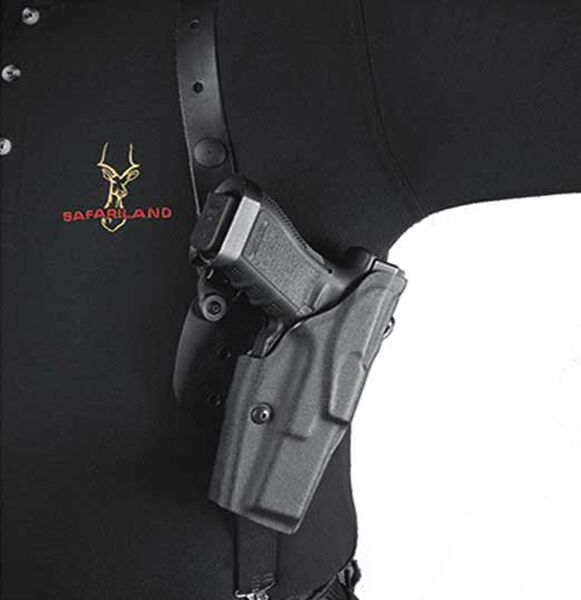 Safariland Shoulder Holster #1051 RH Glock 19/23/26/27