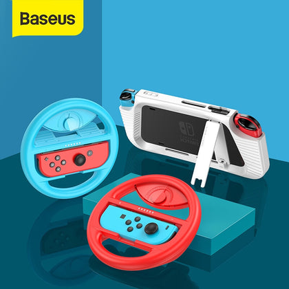 Baseus 2Pcs Gamepad Case For Nintendo Switch Joypad Stand Case For Nintend Switch Left Right Joy-Con Game Controller