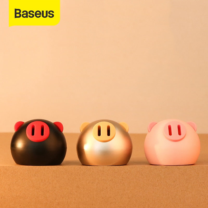 Baseus Car Air Freshener Perfume Auto Freshener Office Home Car Fragrance Aroma Air Conditioning Paste Diffuser Solid Perfume