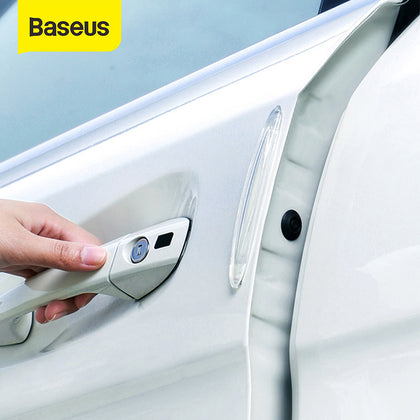 Baseus Car Door Guard Edge Corner Protector Guards Buffer Trim Molding Protection Strip Scratch Protector Car Door Crash Bar