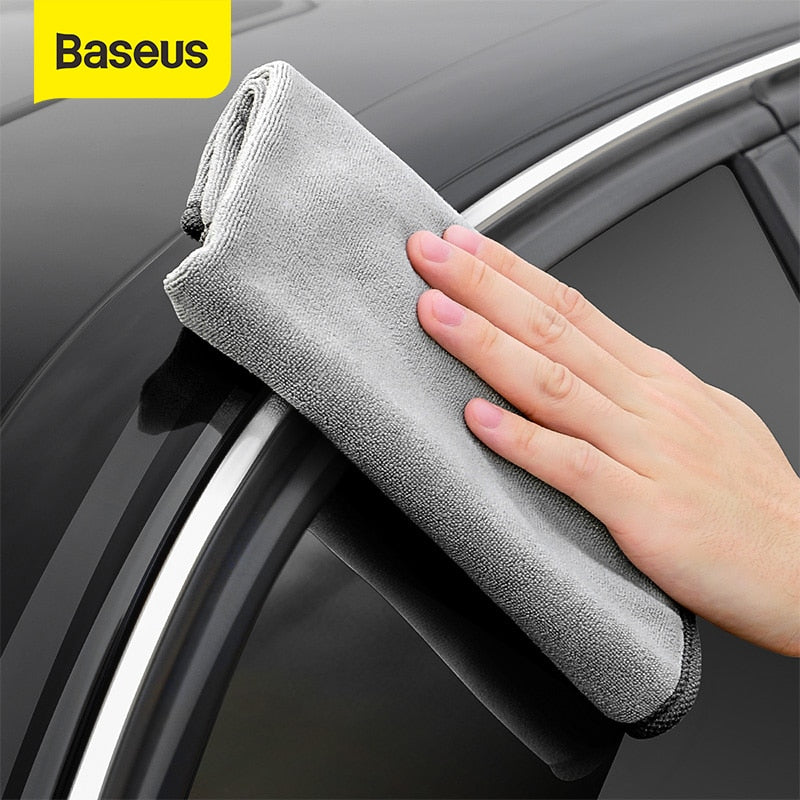 Baseus Car Wash Microfiber Towel Hair Fast Dryer Towel Car Cleaning Drying Cloth Car Care Cloth Car Wash Absorbent Towel