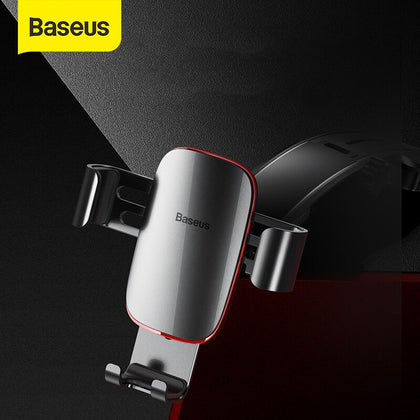 Baseus Foldable Car Phone Holder 360 Degree Dashboard Mount Holder Gravity Mobile Phone Holder Stand for iPhone Paste Holder