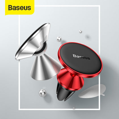 Baseus Magnetic Car Phone Holder for iPhone 11 Auto Air Vent Mount Mobile Phone Holder Stand for Huawei Xiaomi Car Bracket