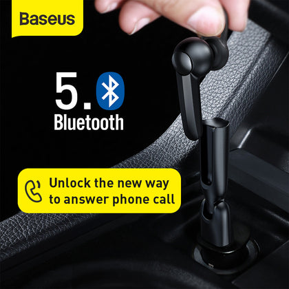 Baseus Magnetic Charging Wireless Bluetooth Earphone Single Handsfree with Microphone Business Bluetooth Headset for Car Driving