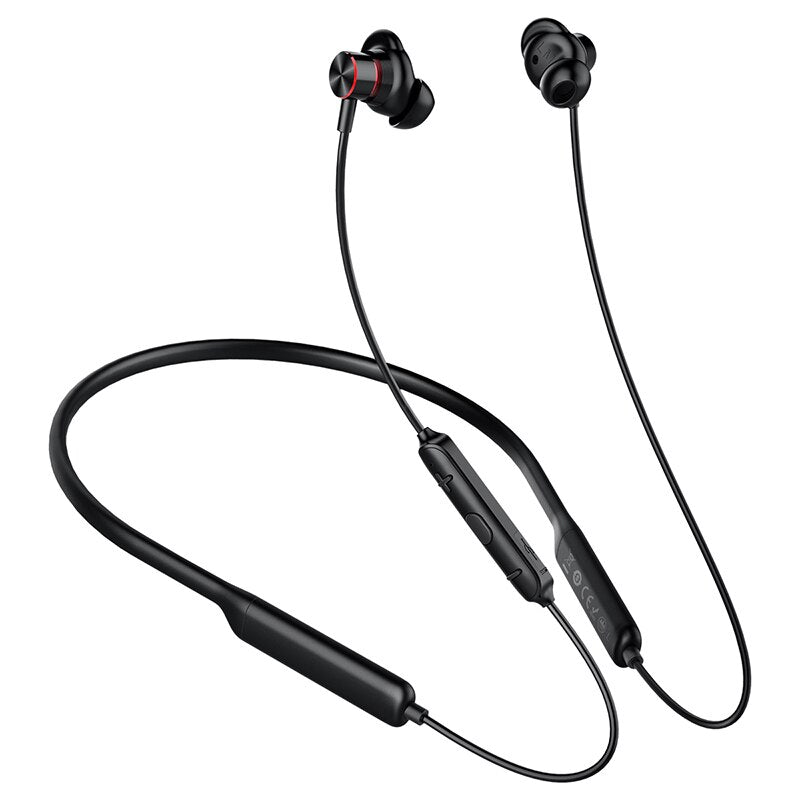 Baseus S12 Sport Bluetooth Earphone Wireless Waterproof Earphone Stereo Sound Headphone for Outdoor Sport